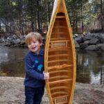 4.5 prop canoe aa